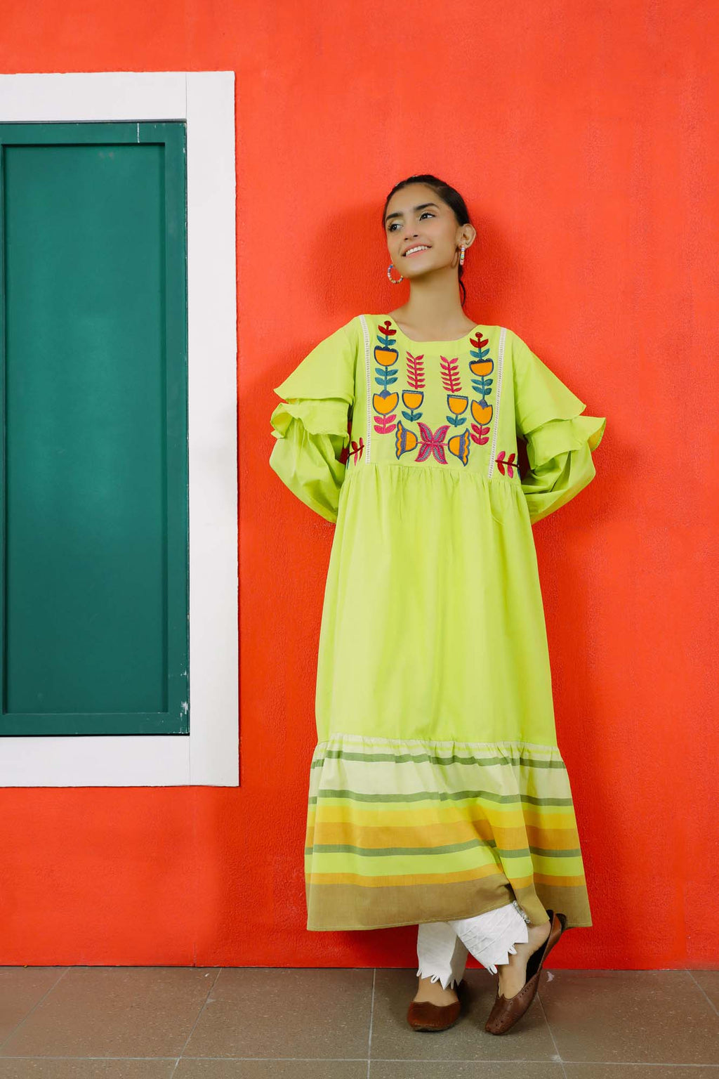 Unique Kurti (WTU101511) - Ethnic by Outfitters