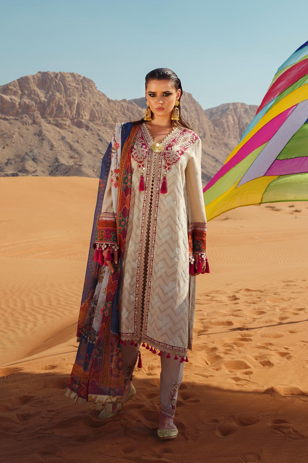 BISQUE (WUB101707) - Ethnic by Outfitters
