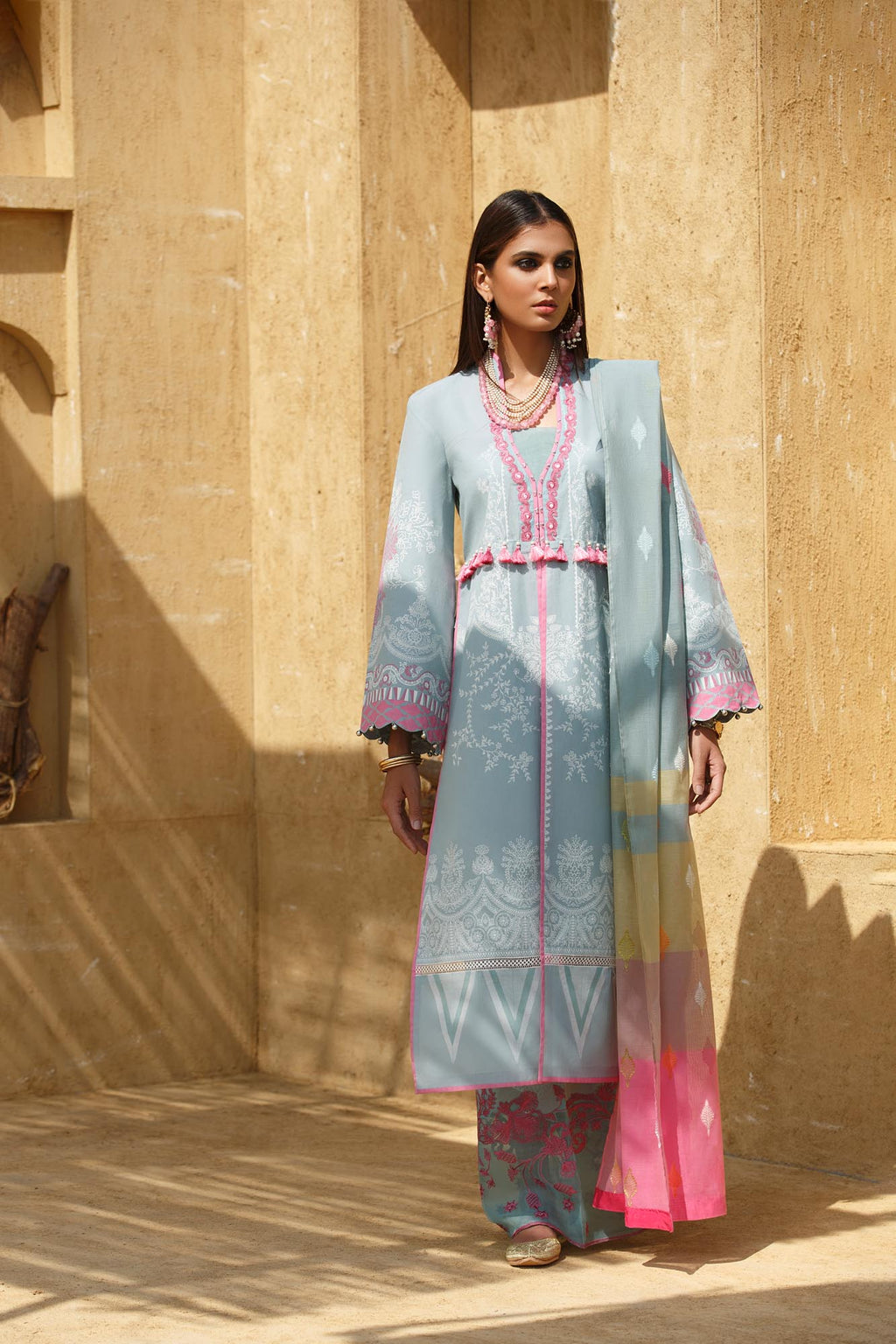 KHATRI JAMNADAS (WUC101309) - Ethnic by Outfitters