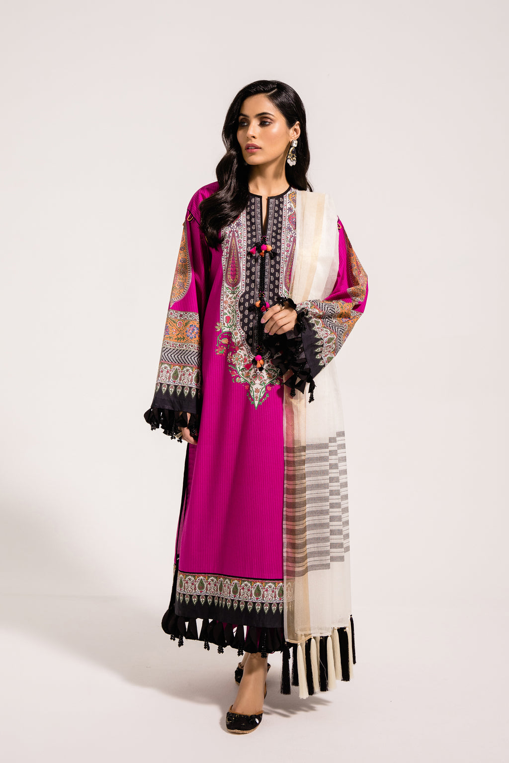 MADELYN (WUC111249) - Ethnic by Outfitters