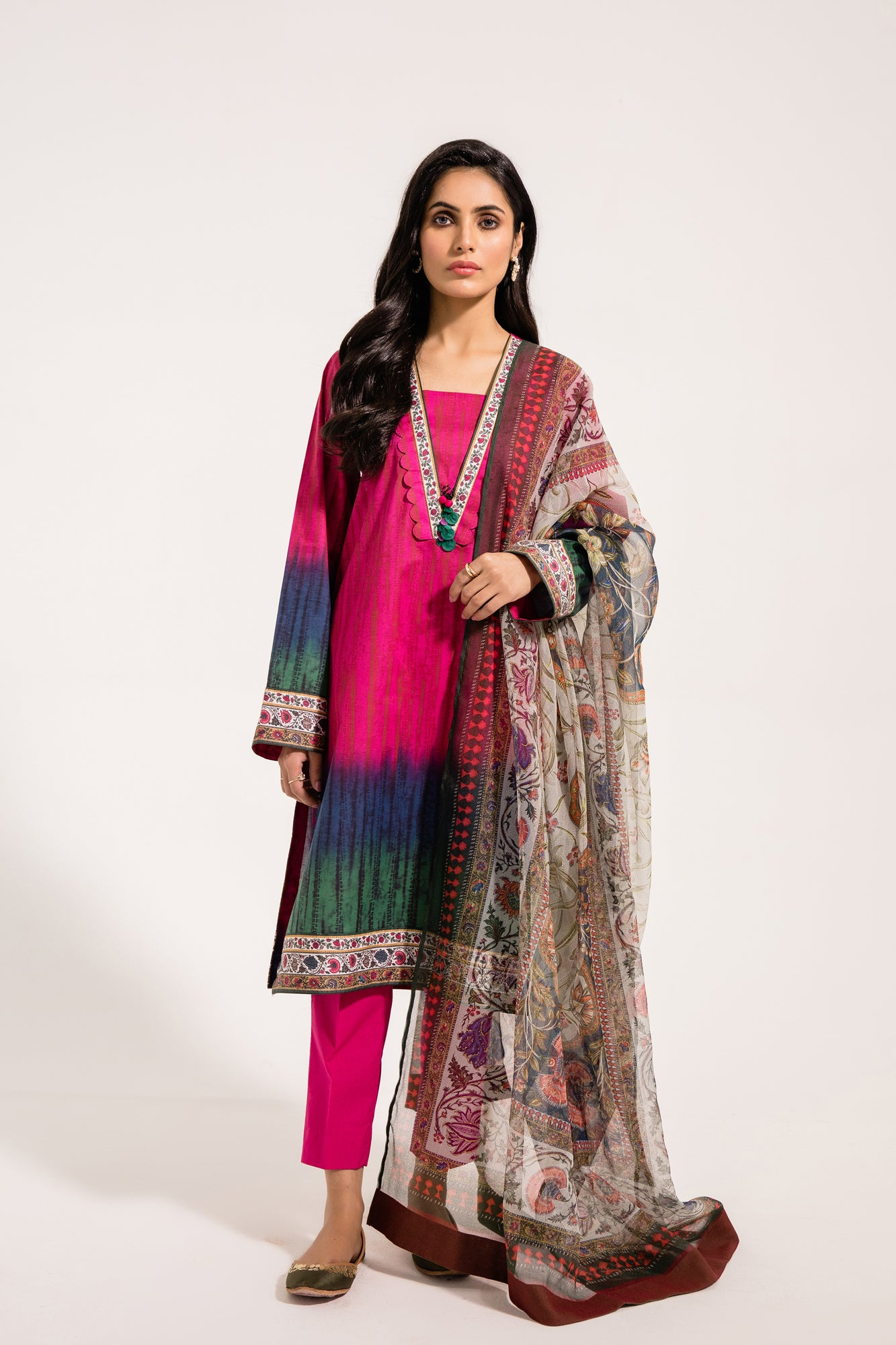 TUSSAR (WUC111253) - Ethnic by Outfitters