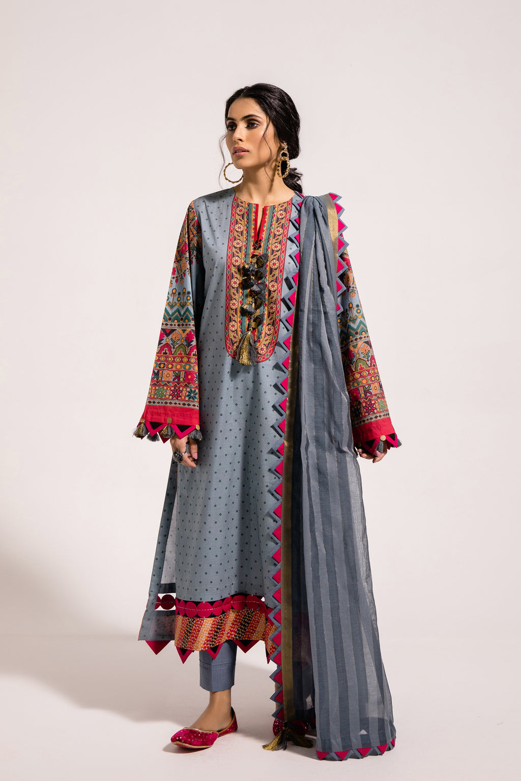 ANGLAISE (WUC111283) - Ethnic by Outfitters