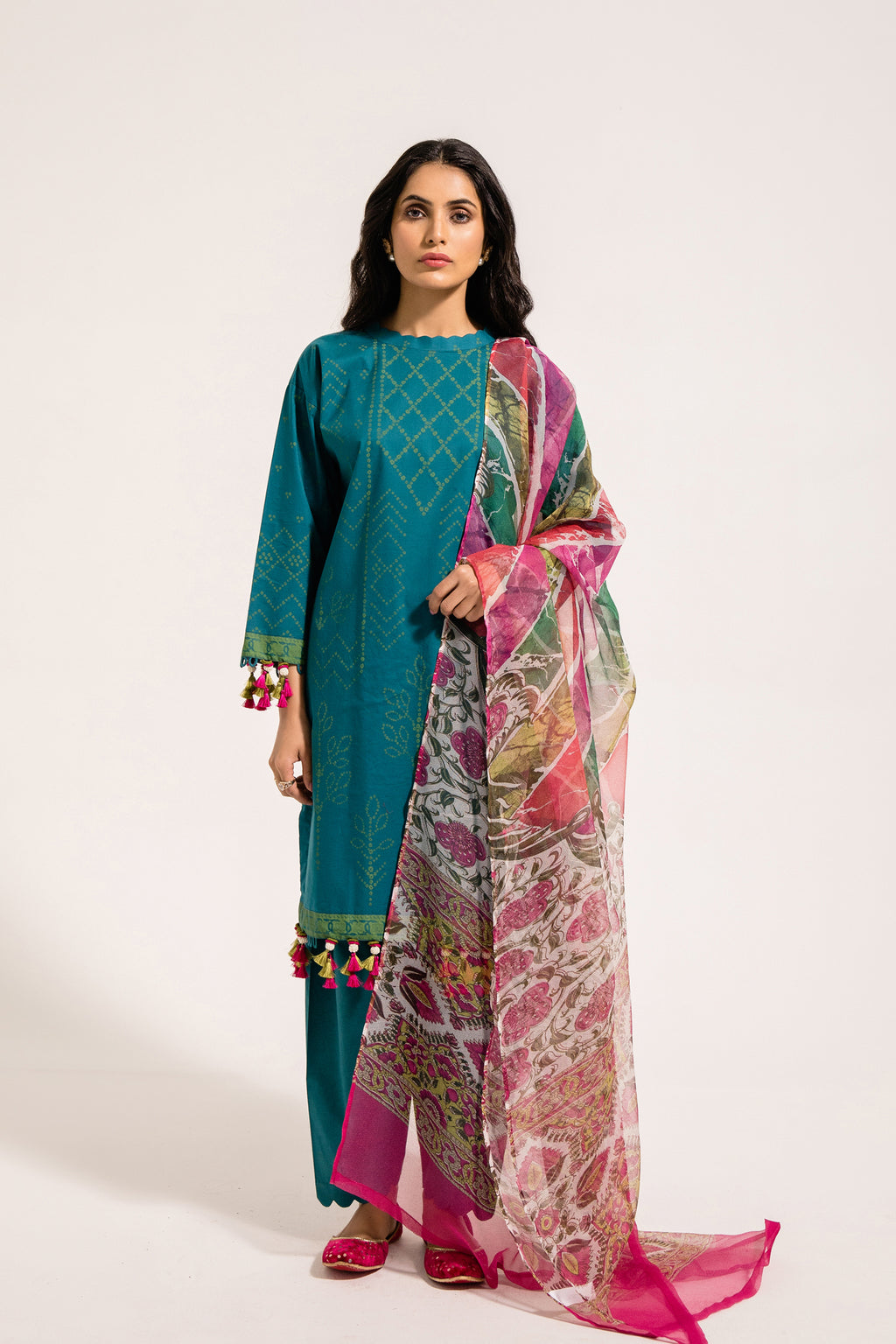 BANDHANI (WUC111285) - Ethnic by Outfitters