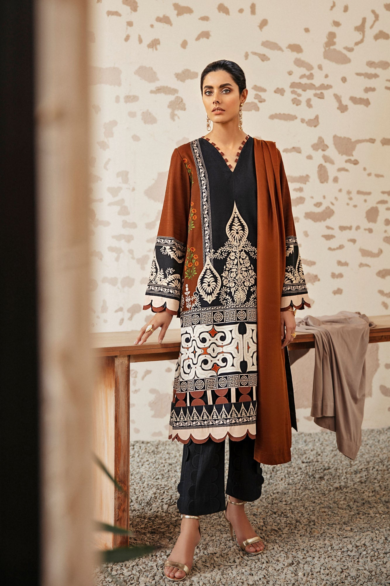 SINATRA (WUC401195) - Ethnic by Outfitters