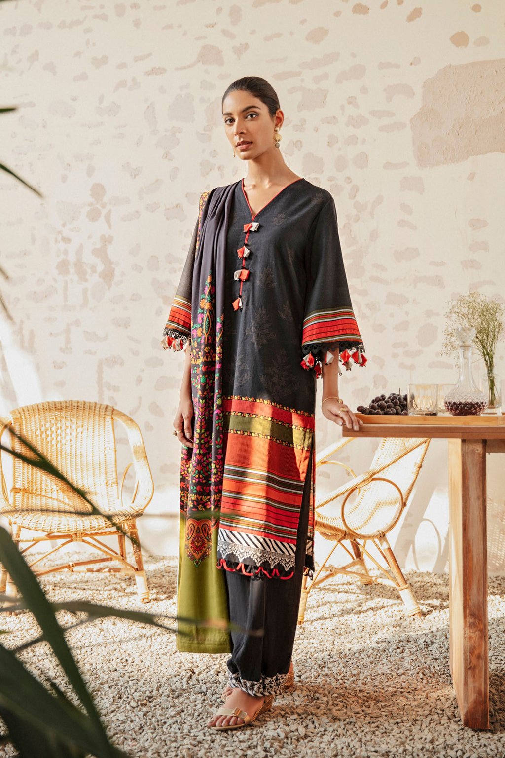 ALLURA (WUC401200) - Ethnic by Outfitters