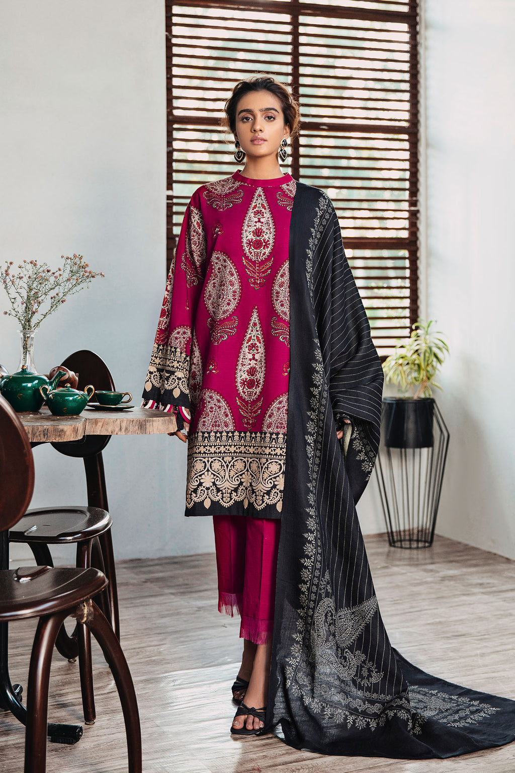 AMAYA (WUC401215) - Ethnic by Outfitters