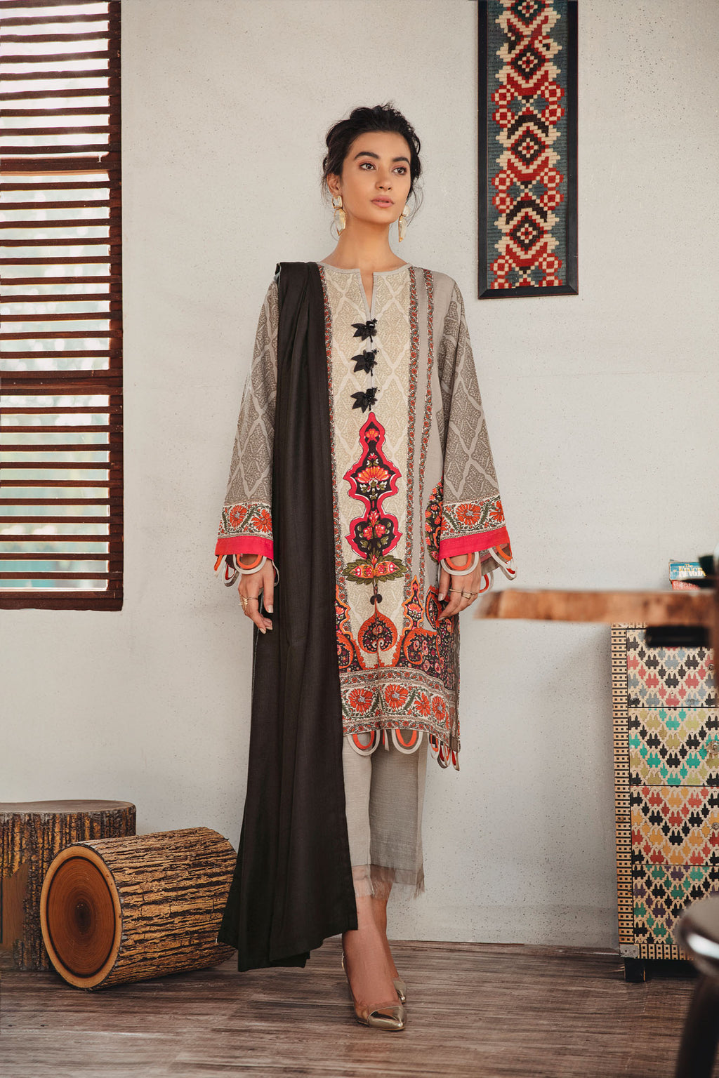 BERNETTE (WUC401216) - Ethnic by Outfitters