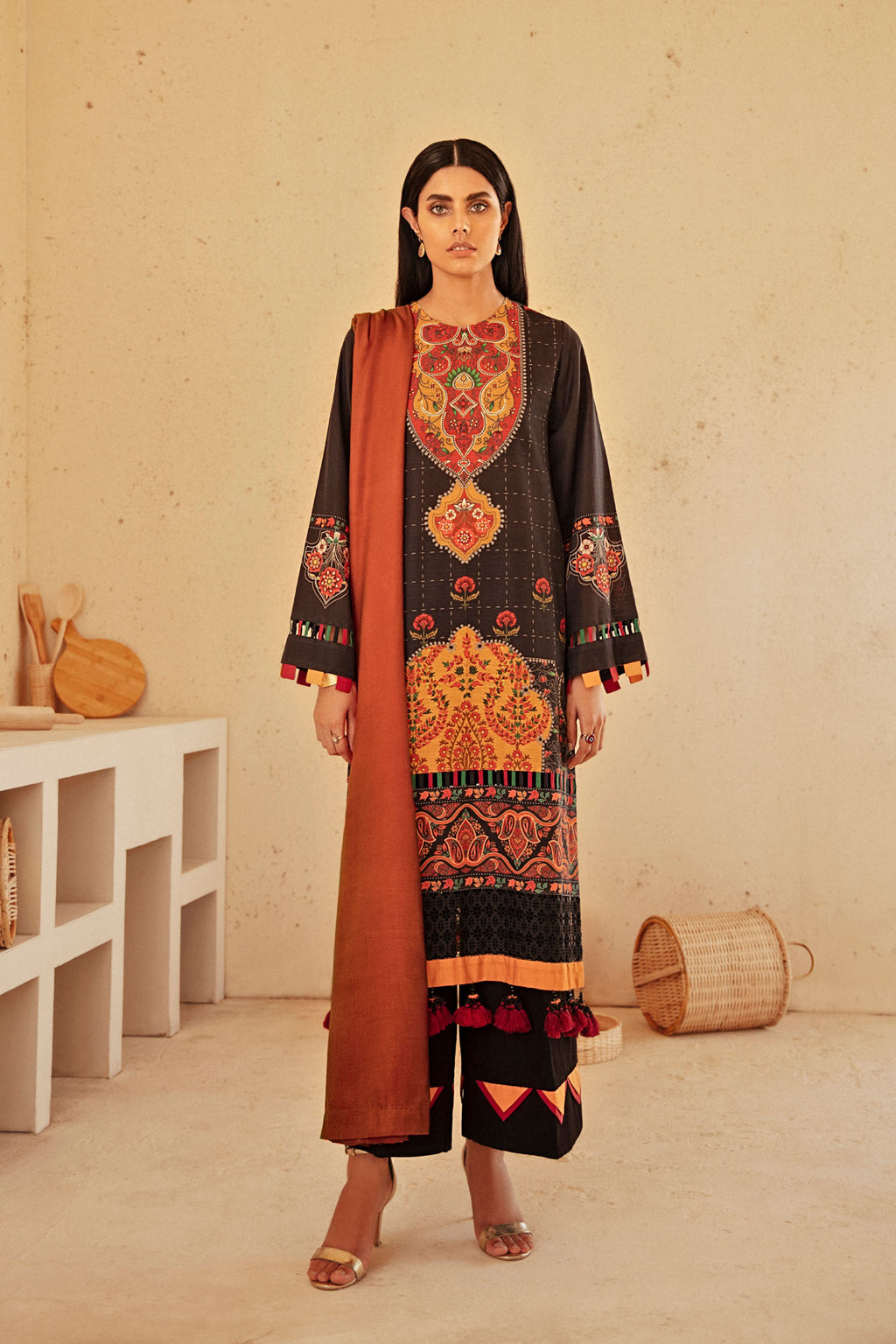 SIGNE (WUC401223) - Ethnic by Outfitters