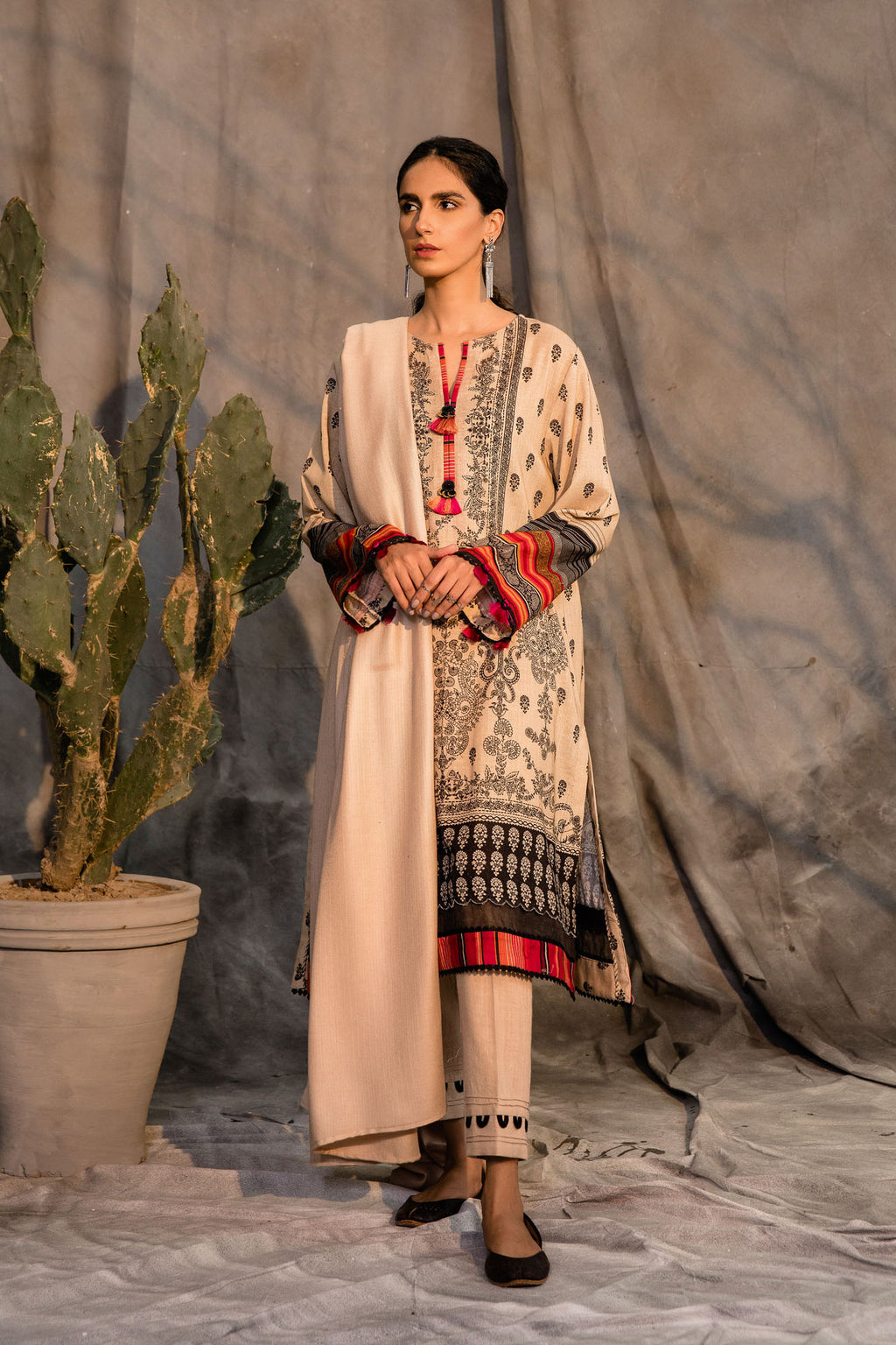 ASTER (WUC401284) - Ethnic by Outfitters