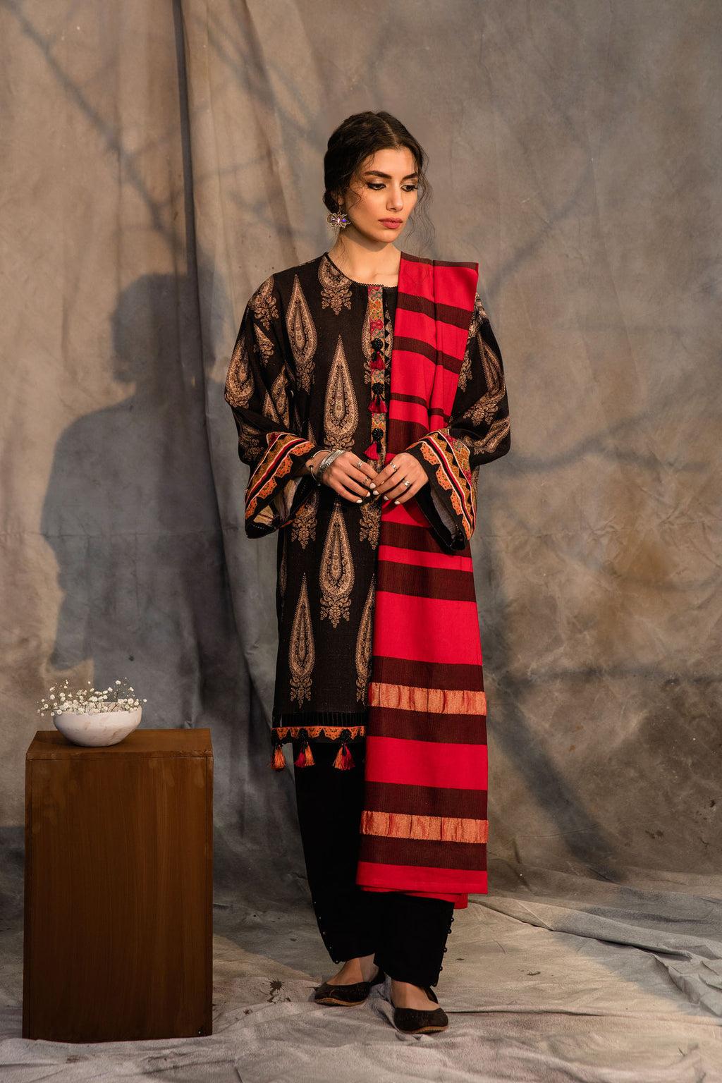 CAMELLIA (WUC401295) - Ethnic by Outfitters
