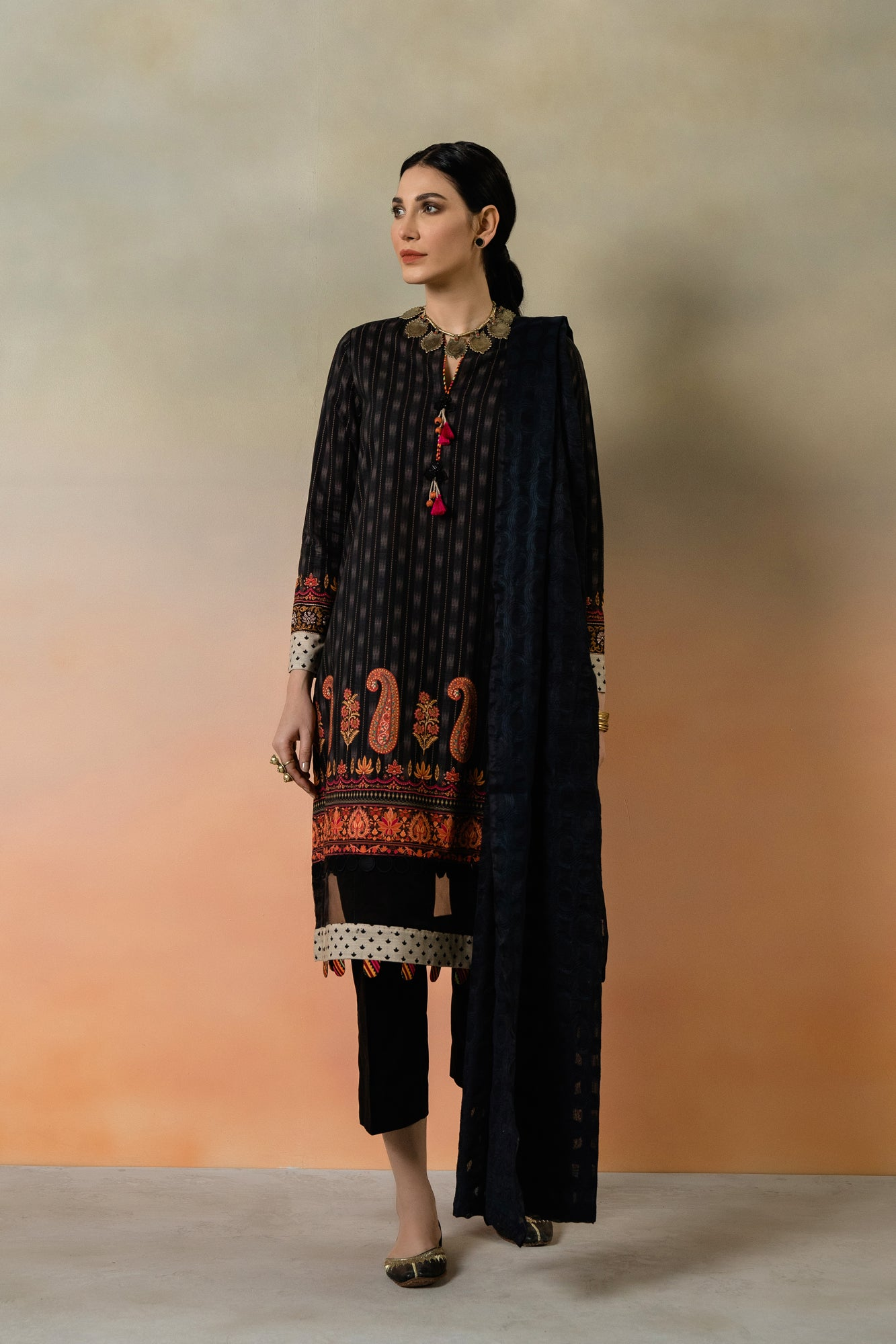AHLAAM (WUC401814) - Ethnic by Outfitters