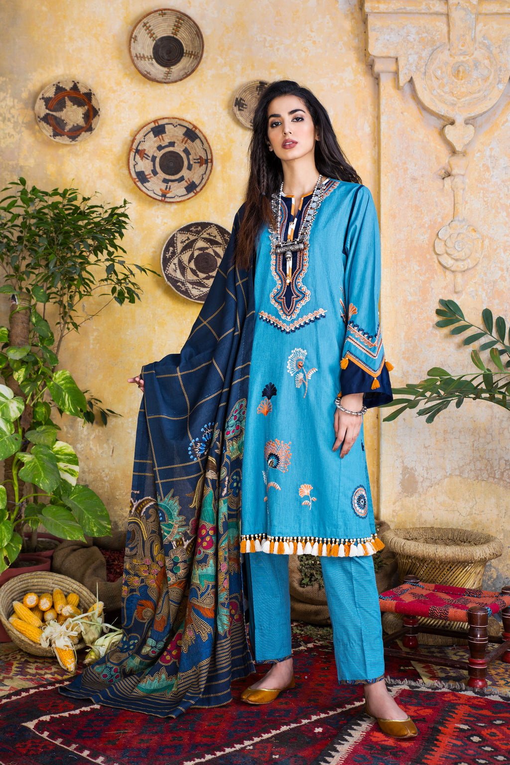 GUL E RANA - Ethnic by Outfitters