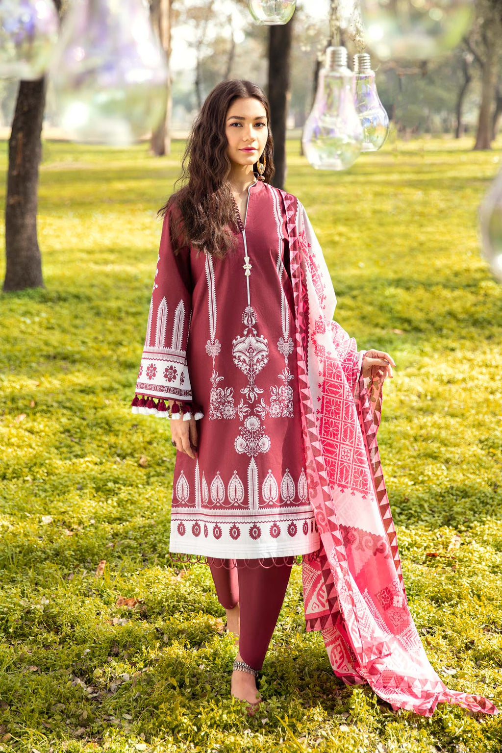 CRAFTY (WUC101376) - Ethnic by Outfitters