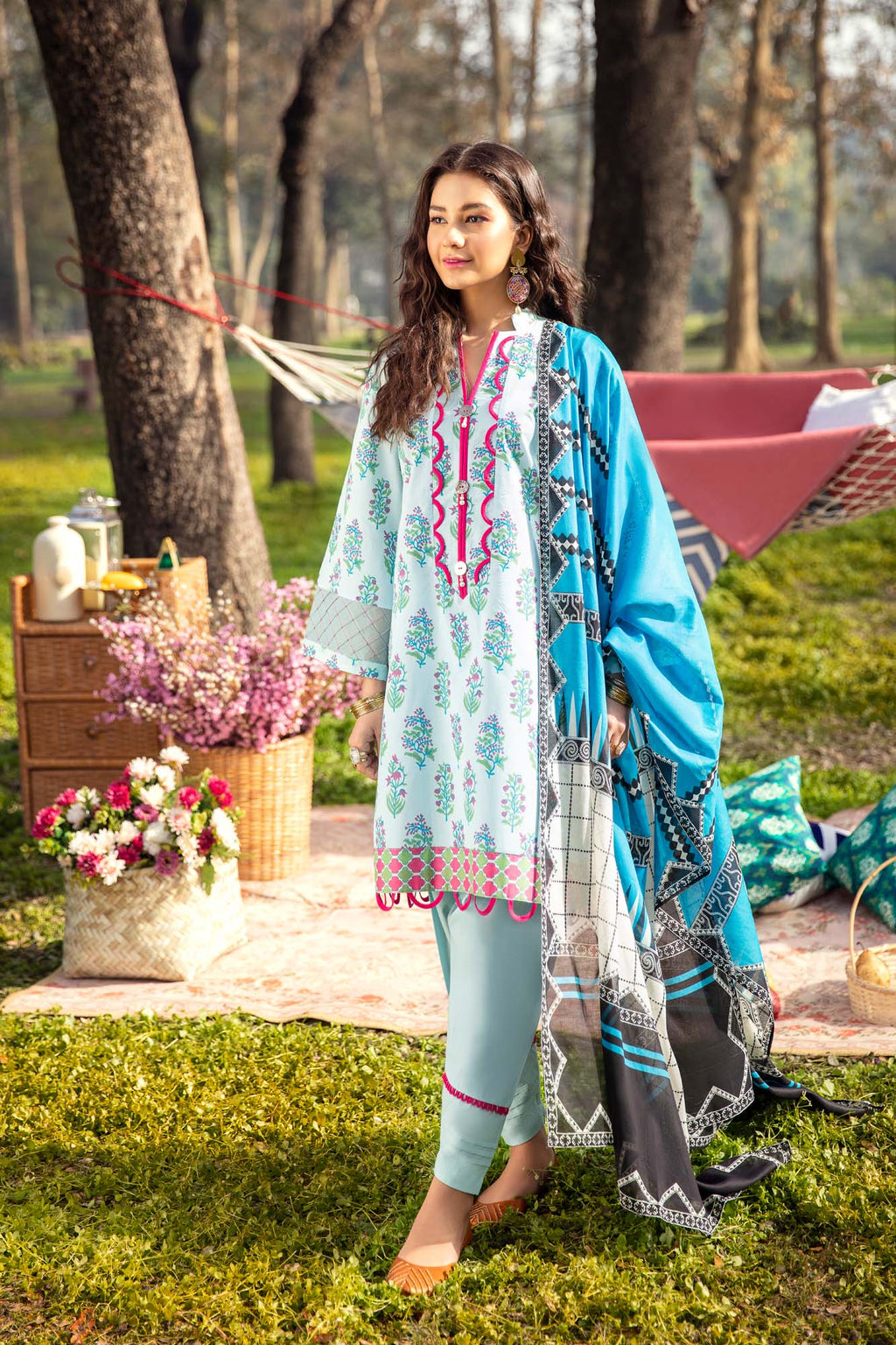 GUL BAKAVLI (WUC101386) - Ethnic by Outfitters