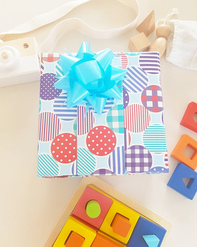 online toy gift wrap service