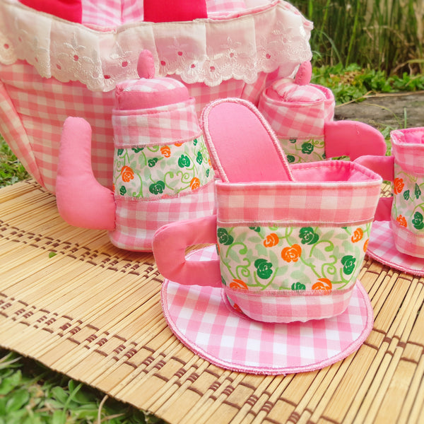 Cloth Teapot Set