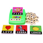 Spelling and Letter Game Set
