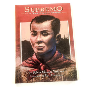 SUPREMO: The Story of Andres Bonifacio