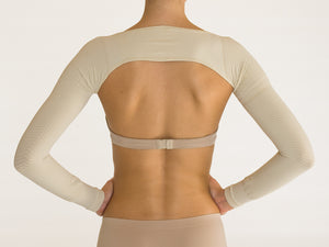Silver Wave Slimming Sleeves -hoitohihat