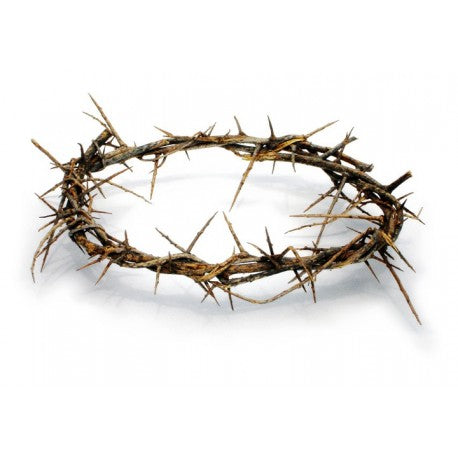 Crown of Thorns from Holy Land of Bethlehem with 1/4oz of Anointing Oil