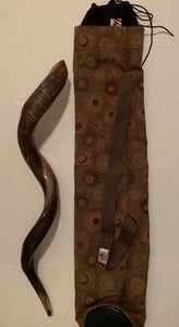 No Stone Unturned  Shofar/Flag Bag