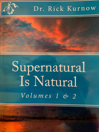 Supernatural Is Natural
