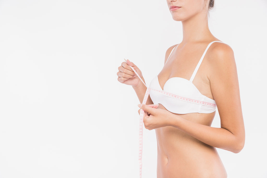 How to choose a right band size of a woman's bra?