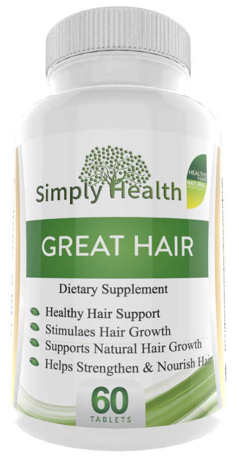 Hair Growth Supplement - Hair Skin and Nails Vitamins for Healthier ...