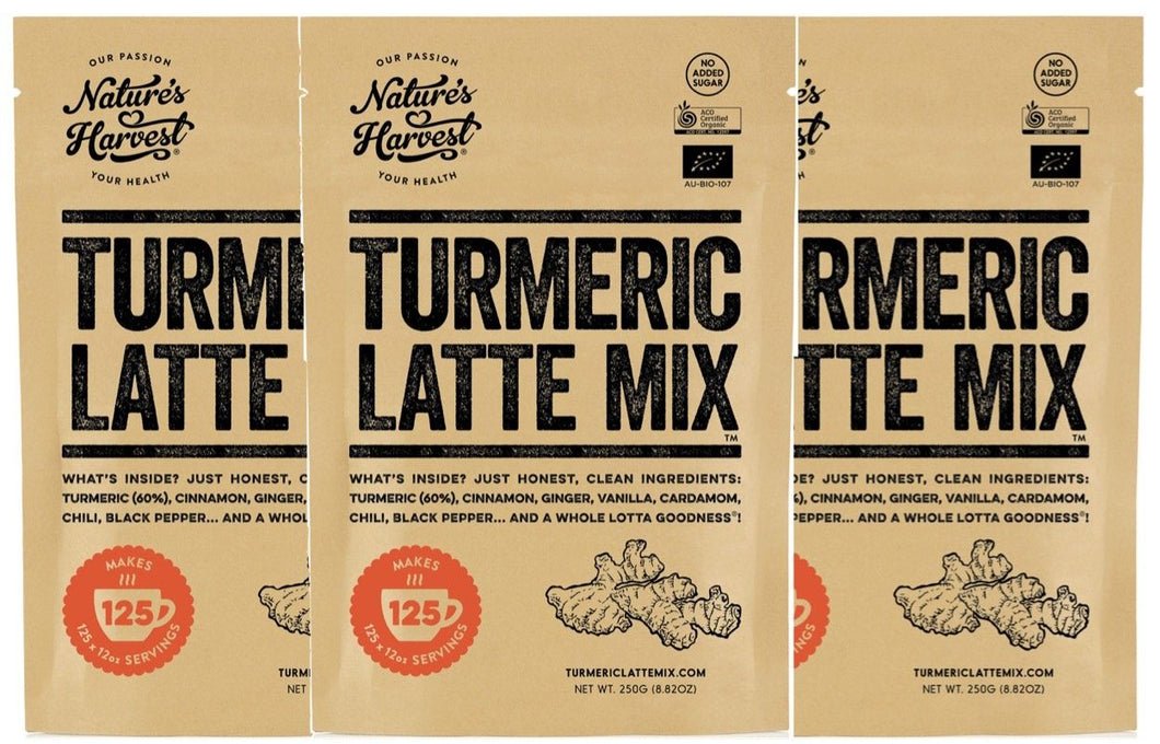 Turmeric Latte Mix 250G Buy 3 and SAVE