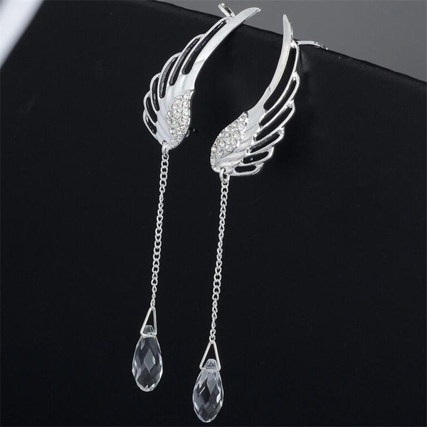 Angel Wings Earrings - Fashion and Style777