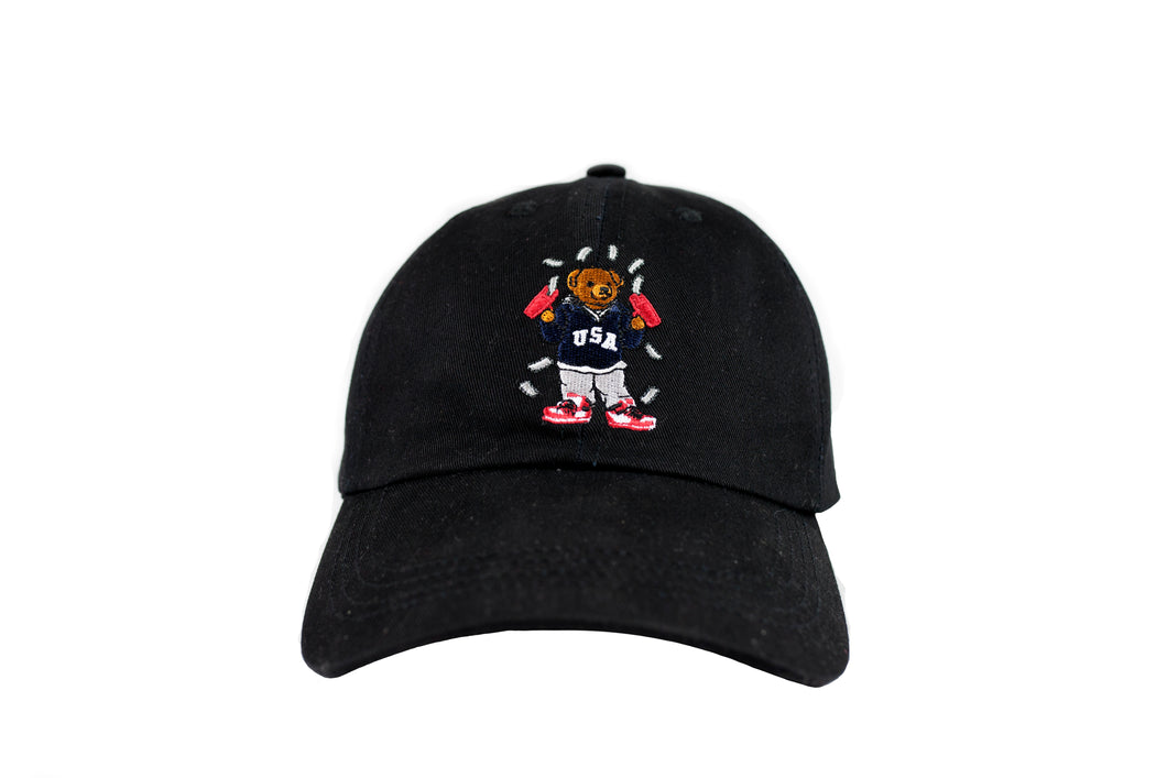 Calvin The Bear - Cash Flow Cap