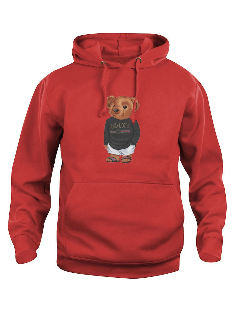 Red Cally Hoodie Limited Edition