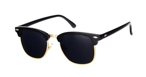 Stylish round-styled sunglasses - woodenaccessoriesstore.com