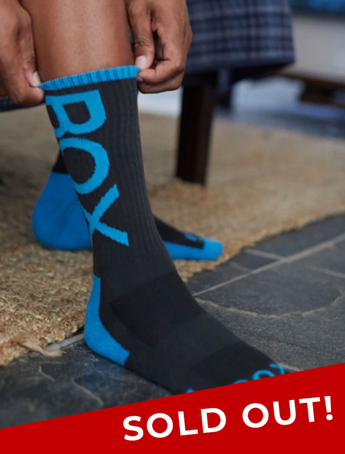 Lux Sports Socks - Grey
