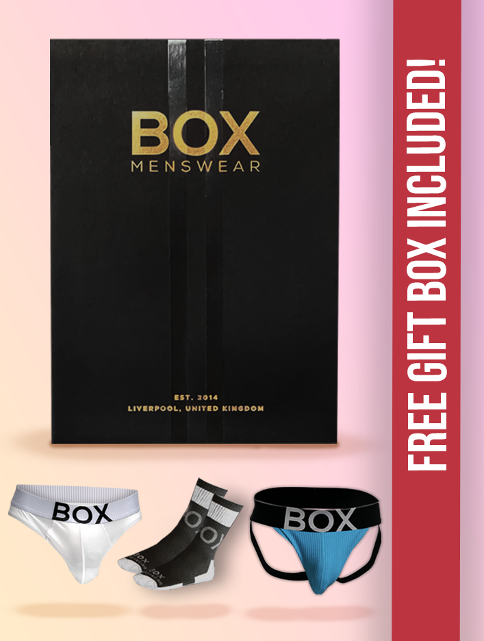 Jock, Sock & Briefs Box - Gift Box #2
