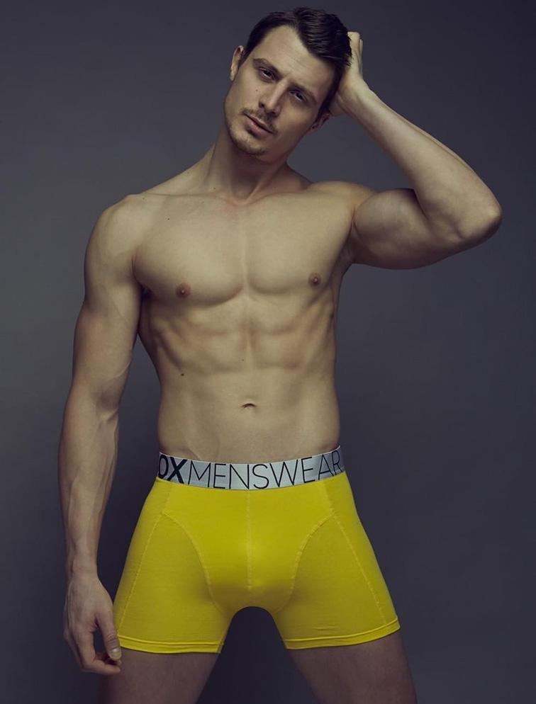 Scary Canary Yellow Bulge boxer shorts briefs