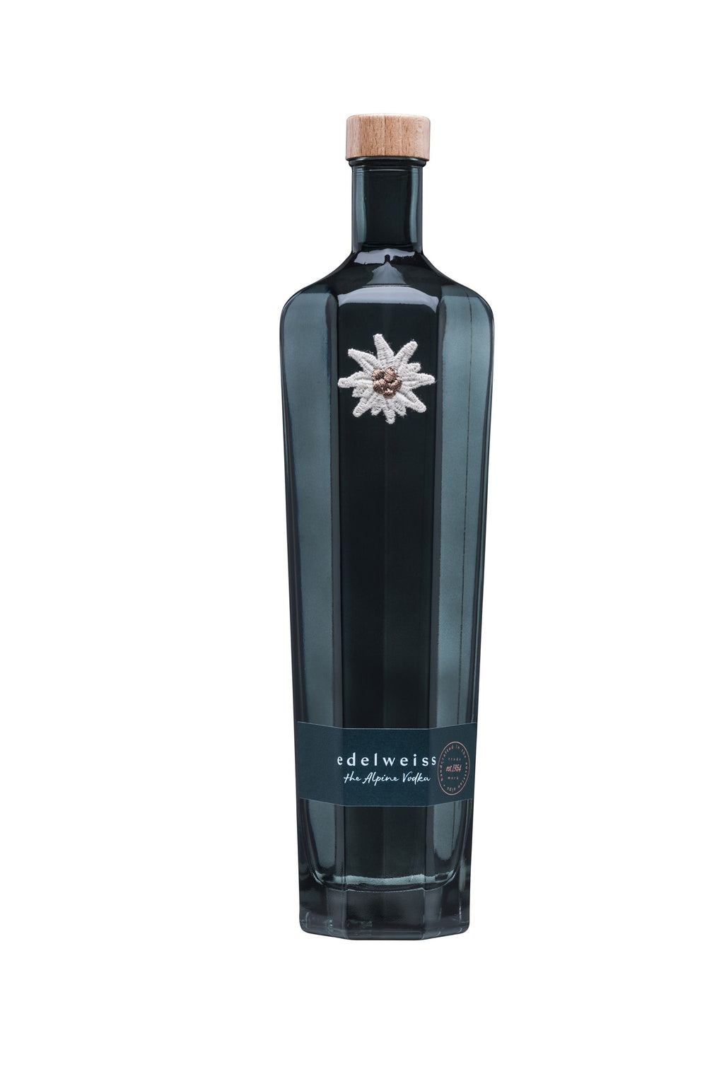 Edelweiss – the Alpine Vodka / 0,7l / 40%vol