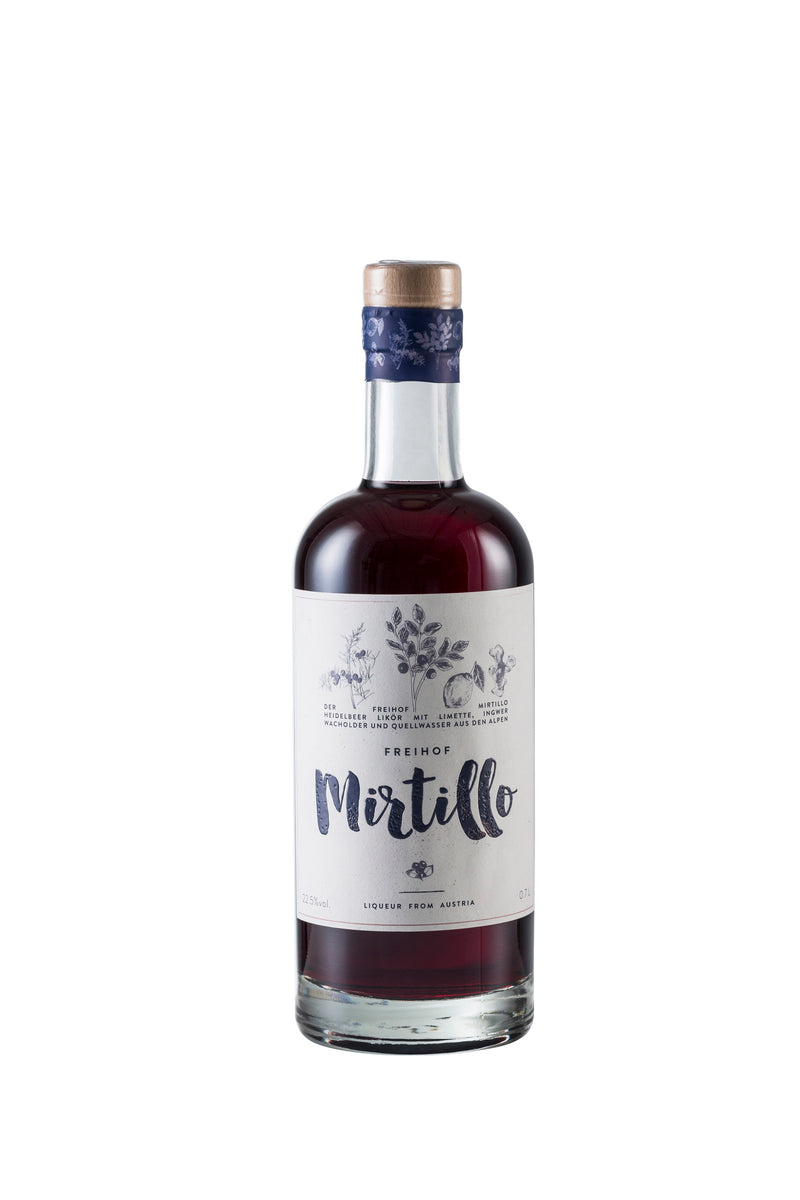 FREIHOF Mirtillo Liqueur