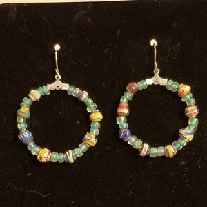 Earrings- Hoop
