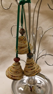 3 Bell Christmas Ornament