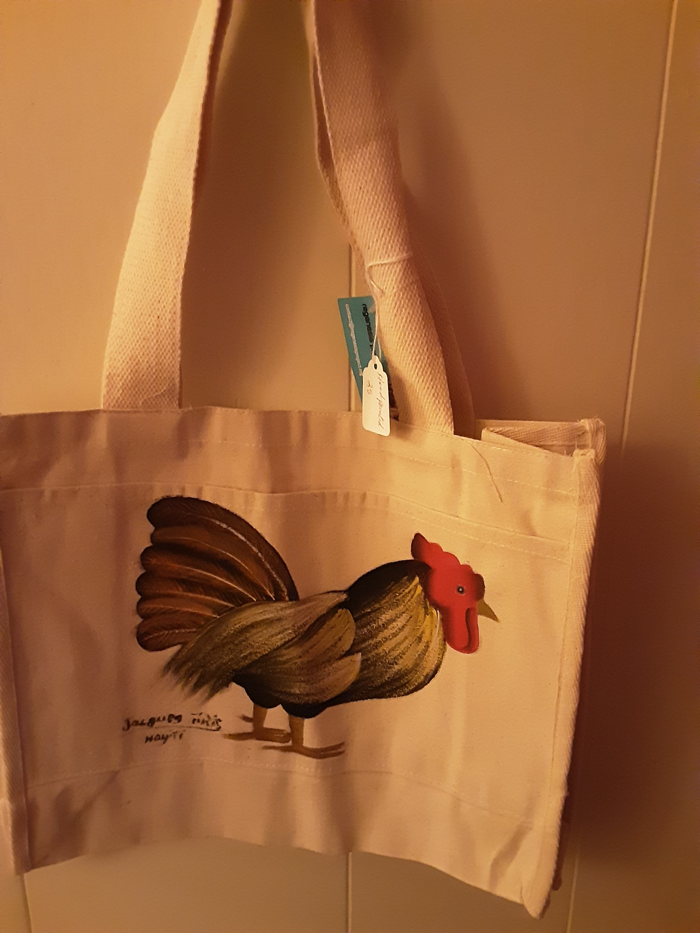 Chicken Coop Handbag