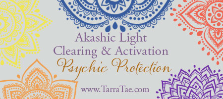 Akashic Light Clearing & Activation Psychic Protection