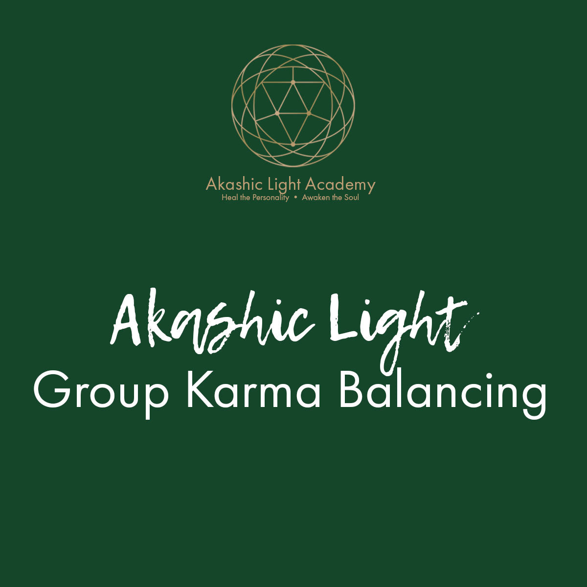 Akashic Light Group Karma Balancing in the Akashic Records (4, 11, 18, 25 August 2020)