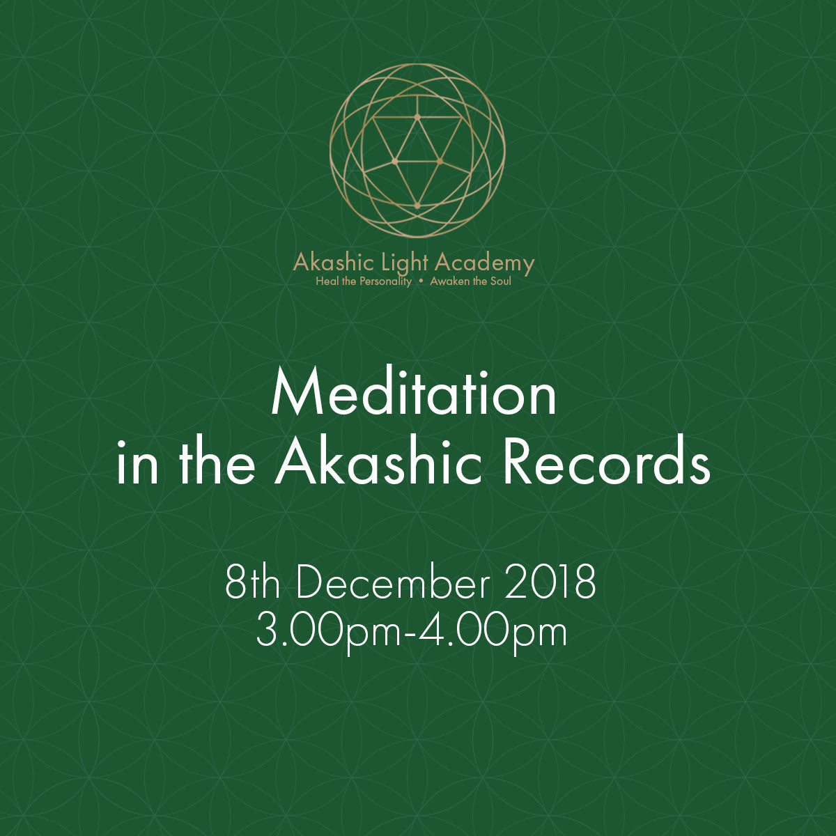 Meditation in the Akashic Records