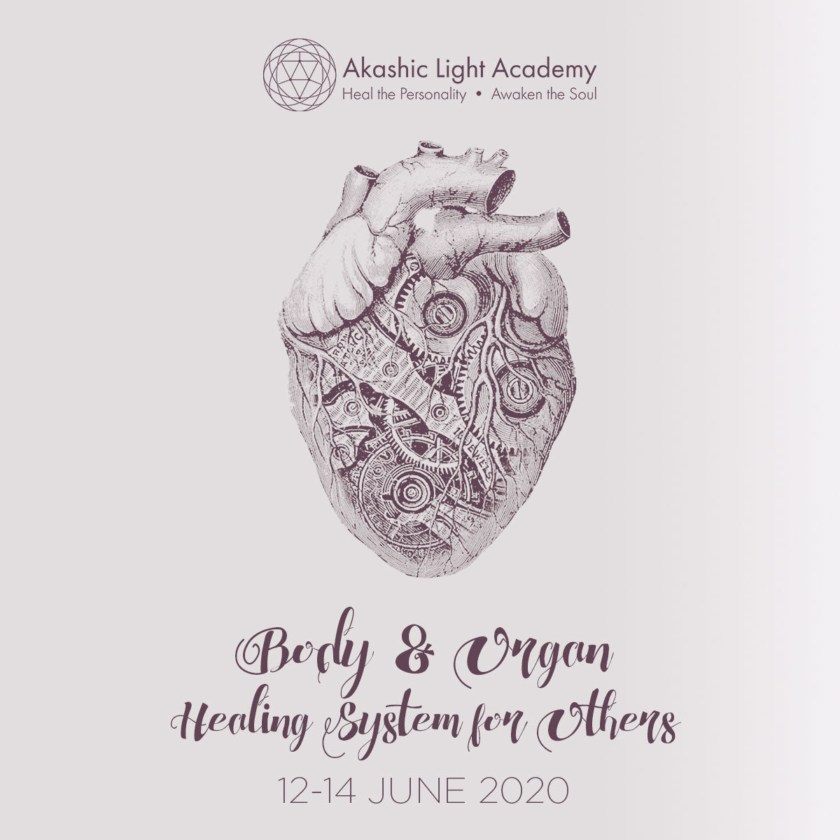 Body & Organ Healing System For Others