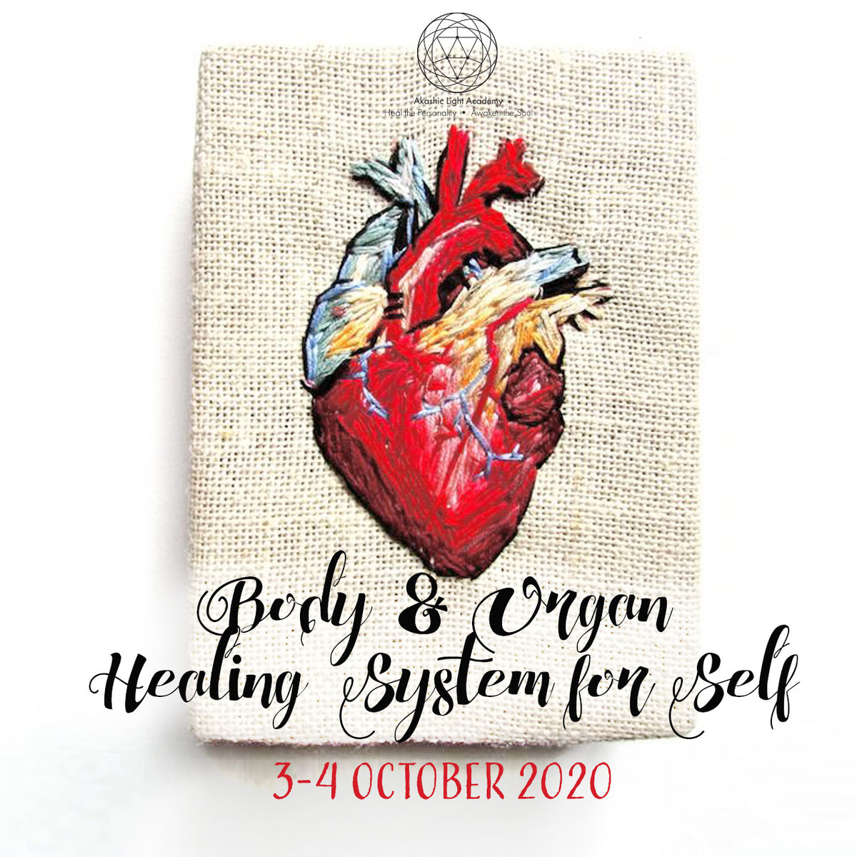 Body & Organ Healing System For Self