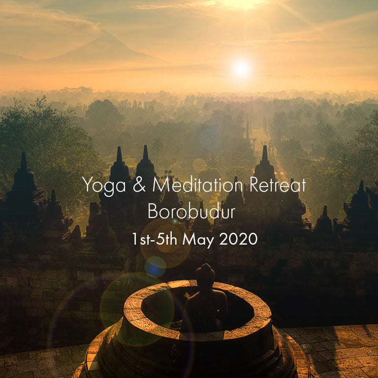 Yoga & Meditation Retreat - Borobudur ( May 2020)