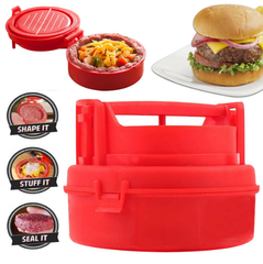Cutie Hamburger Maker Press