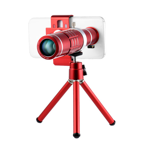 18X HD Zoom with Mount
