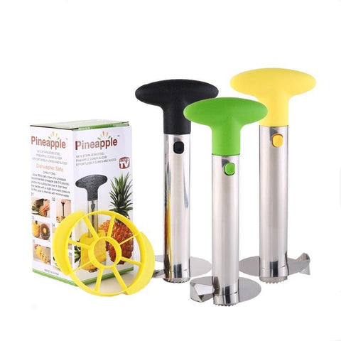 Juicy Bites Pineapple Slicer (2pcs Set)